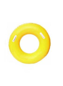 BW Круг 36084(Yellow) Желтый флуоресцентный, 91см,