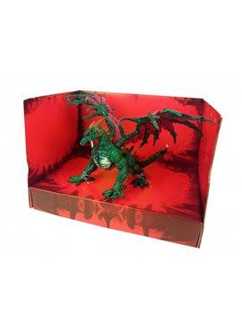 """Животное резиновое Q9899-59A (Ice Lance) Дракон"""" движ.крылья и лапы,в кор.20,5*14,5*"""