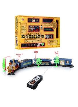 ЖД 0620 р/у, свет, звук, на батар, в кор-кеe Joy Toy