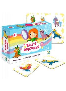 Карточная игра DoDo Единорожки Элли 300198 DoDo Toys