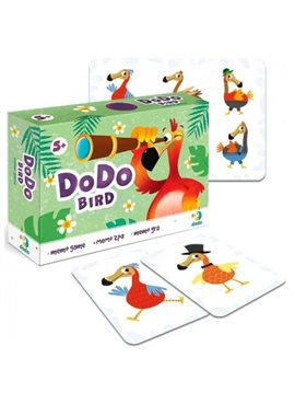 Карточная игра DoDo Птичка 300199 DoDo Toys