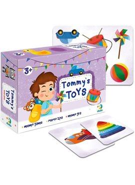 """Карточная игра DoDo """"Игрушки Томми"""" 300201 DoDo Toys"""
