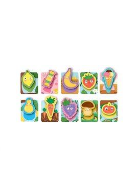 """Тактильная игра DoDo """"Вкусности"""" 300203 DoDo Toys"""
