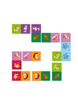 Игра DoDo Домино Животные 300248 DoDo Toys