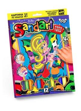 """Фреска из песка """"SandArt"""" 7652DT Danko Toys"""