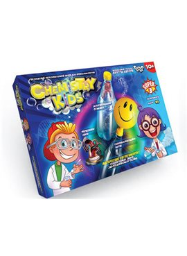 """Безопасный образовательный набор для проведения опытов """"CHEMISTRY KIDS"""" 7982DT Danko Toys"""