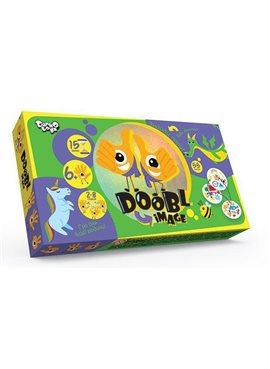 """Настольная развлекательная игра """"DOOBL IMAGE"""" укр. 8015DT Danko Toys"""