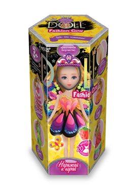 """Набор креативного творчества CLPD-02 """"Princess Doll"""" Danko Toys"""