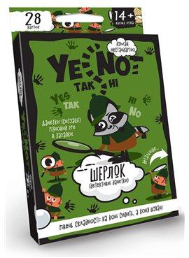 """Карточная игра """"YENOT ДаНетки"""" рос, YEN-01-01 Danko Toys"""