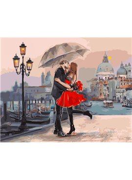 """Картина по номерам. Brushme """" Пора в Венеции """" GX9991 40*50"""