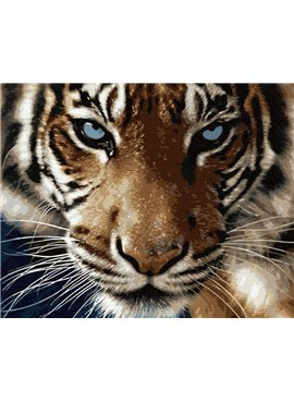 "Картина по номерам. Brushme ""Взгляд тигра"" GX8767 40*50"