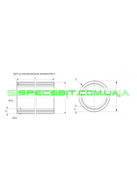 Труба Композит, армированная стекловолокном PPRC Ø50х8.3Firat