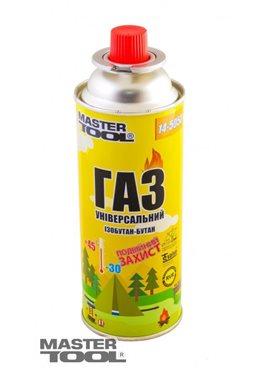 Газ бутан УНИВЕРСАЛЬНЫЙ 220 г MasterTool 14-5050