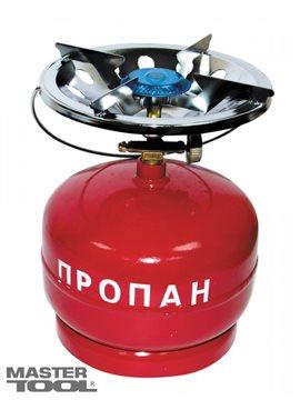 Плита газовая Турист, баллон 8 л MasterTool 92-0153