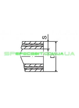 Труба со стекловолокном FASER Ø32 × 5.4FV Plast