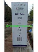 Конвектор Термия DL01 Turbo 2 кВт с вентилятором