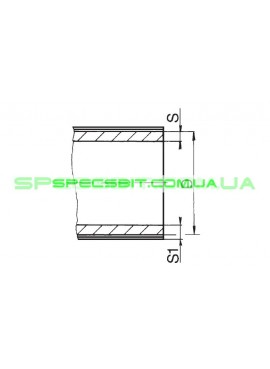 Труба STABI с алюминиевой вставкой Ø25 × 3.7FV Plast