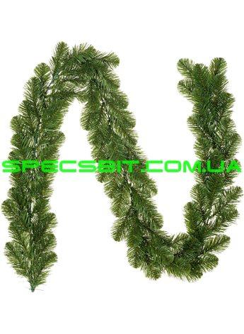 Гирлянда ПВХ зеленая Диаметр 20см Длина 2м