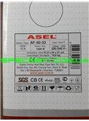 Духовка настольная ASEL AF 50-23 1500 Вт 50 литров (Цвет на выбор)