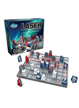 Игра на двоих Лазерные шахматы ThinkFun Laser Chess 1034 Thinkfun 1034