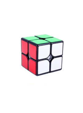YJ 2x2 GuanPo Black Кубик Мою 2x2 чорний YJ8317 YJ YJ8317
