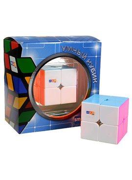 Кубик Рубика 2х2х2 без наклеек Smart Cube SC204 Smart Cube SC204