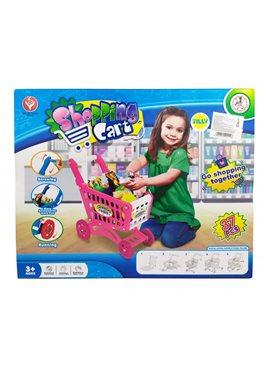 Тележка 922-11 Bei Di Yuan Toys 922-11(Pink)