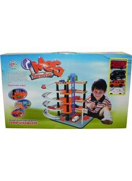 Парковка 0848 Joy Toy 848