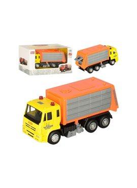RUS Модель мусоровоз PLAY SMART 6515D 6515D