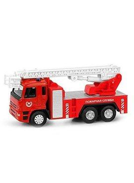 RUS Модель пожарка PLAY SMART 6514A 6514A