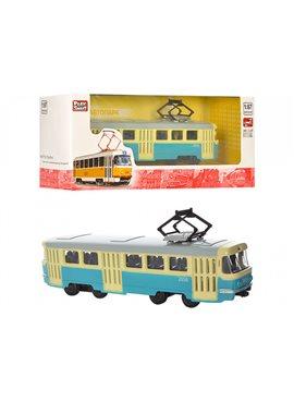 RUS Модель трамвай PLAY SMART 6411 A/B/C/D 6411C