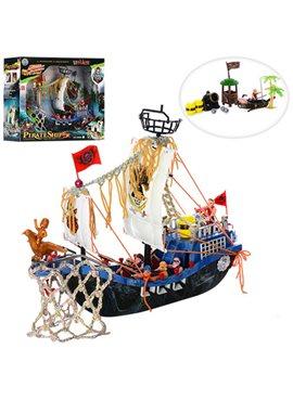 Корабль пиратов 50898F Ban Yuon Toys 50898F