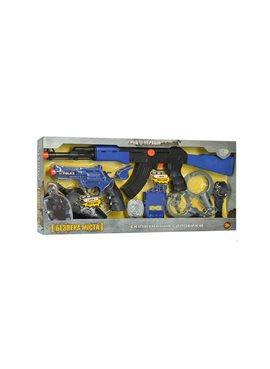 Набор полицейского 33740 Limo Toy 33740