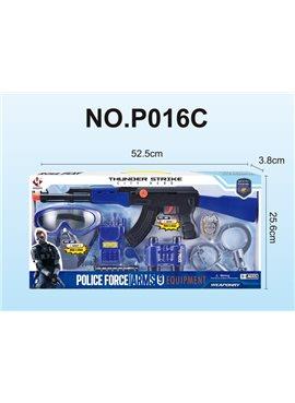 Набор полицейского 33760 Limo Toy 33760