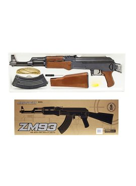 Автомат ZM 93 Калашников металл CYMA ZM93