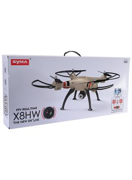 Квадрокоптер Syma X8HW с гироскопом , камера, WiFi . FPW. SYMA X8HW
