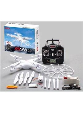 Квадрокоптер р/у Syma X5SW с камерой WiFi SYMA SYM-X5SWw