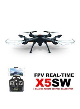 Квадрокоптер р/у Syma X5SW с камерой WiFi SYM-X5SWb