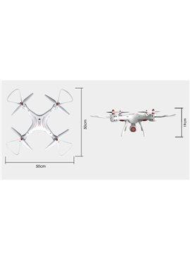 Квадрокоптер Syma X8SW с 2,4 Ггц управлением и FPV-камерой ( 50 cм) SYMA X8SW