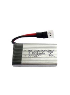 Аккумулятор Li-pol 380mAh 25C 3.7V 380mAh 25C 3.7V