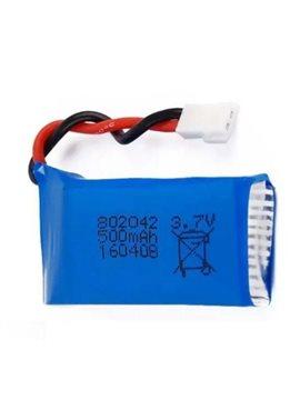 Аккумулятор Li-pol 500mAh 25C 3.7V 500mAh 25C 3.7V