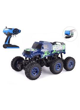 Джип 26612Bg Rock Crawler 1:8 (Зеленый) р/у 2,4GHz JIAN FENG YUAN TOYS 26612Bg