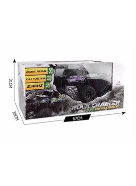 Джип 26612Bp Rock Crawler 1:8 (Розовый) р/у 2,4GHz JIAN FENG YUAN TOYS 26612Bp