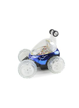 Машина 9295 р/у,трюковая синий Limo Toy 9295 Blue
