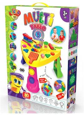 """Креативное творчество """"MULTI TABLE"""" рус. укр. MTB-01-01 Danko Toys MTB-01-01"""