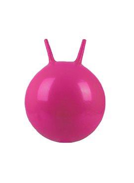 Мяч для фитнеса с рожками MS 0938 MS 0938(Pink)