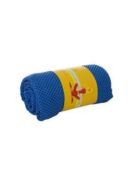 Полотенце для йоги MS 2857 METR+ MS 2857-1(Blue)