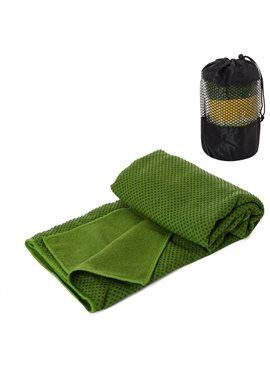 Полотенце для йоги MS 2857 MS 2857-1(Green)