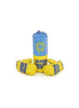 "Боксерский набор 0005DT БОЛ ""Украина"" Danko Toys 0005DT"