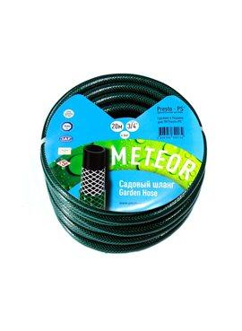 Шланг поливочный Presto-PS садовый Метеор диаметр 3/4 дюйма, длина 20 м (MT 3/4 20)
